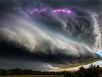 Summer Storm, New Zealand