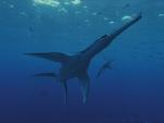 prehistoric seamonster