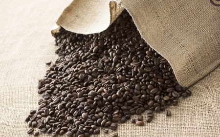 Coffee Beans - coffee, brown, beans, coffee beans, coffee bean
