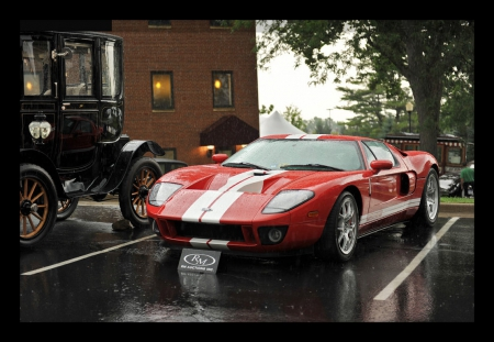 Ford GT - rpm, exotic, speed, rare