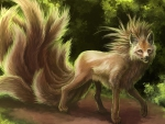 Nine-Tailed-Fox