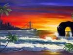 'Amazing Paradise'