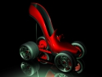 Stiletto Car