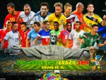 FIFA WORLD CUP BRAZIL 2014  ROUND OF 16