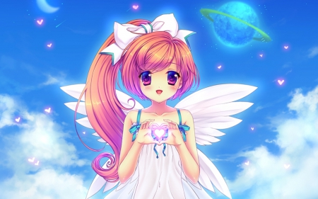 Angel Heart Other Amp Anime Background Wallpapers On