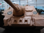SU100 tank destroyer