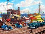 Homer Spit Harbor