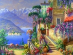 ✫Painting the Mediterranean✫