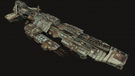 Aurora Wip - ship, wip, Aurora, space