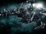 sci fi spaceship