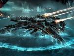 Battleship Alien Concept