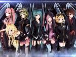 The Vocaloid Girls