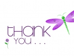 Lilac_butterfly_Thank You_Message