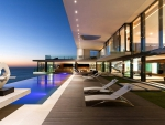 spectacular seaside home
