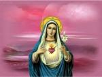 Swet heart of the Virgin Mary