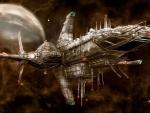 Headhunter Warship  Star Sphere