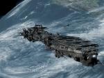 Si fi Spaceship