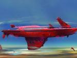 USS Desert Hawk Concept