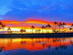 --Hawaiian at Sunrise--