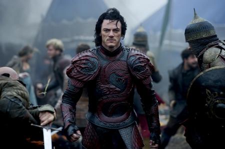 Luke Evans as Vlad Tepes
