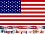 Happy July 4 2014 to our American members