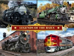 Legends of the Rails 1