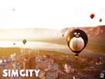 SimCity Air Balloons