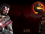 Mortal Kombat - Kano