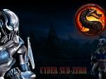 Mortal Kombat - Cyber Sub-Zero