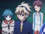 Mondaiji-tachi characters