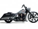 """THE KING"""" 2013 Screamin' Eagle 120R Freedom Machine"""