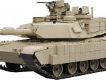 The M1A1 Abrams