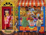 The Cuddly Toy Shop