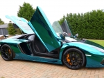 Lamborghini Aventador LP700 Ice dragon edition