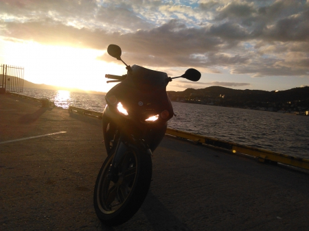 My wonderful Yamaha TZR-80cc - life, tzr, freedom, yamaha, Speed, acceleration, bike, mc, dream