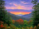 ★Smoky Mountain Sunrise★