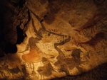 Animals in the Caves of Lascaux