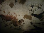 Dance on the wall in the Caves of Lascaux