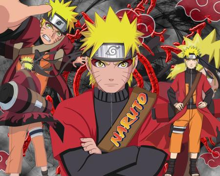 Naruto Sage Mode - sage mode, naruto
