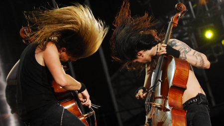 Apocalyptica - bands, people, music, band, Apocalyptica