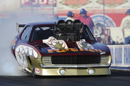 Pure Hell - hot rod, burnout, funny car, nhra