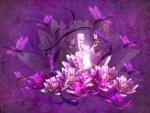 Waterlily Fantasy