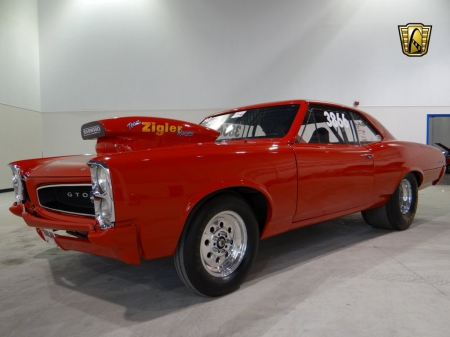 1966 Pontiac - hot rod, street rod, pontiac, car