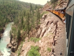 Durango and Silverton train ride for all
