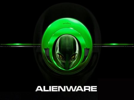 alienware - alienware, worlds, faces, eyes, space, aliens