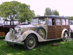 1927 Rolls Royal Twenty Woody