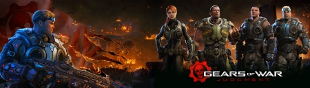 Gears Of War - Games, Gears Of War, Gear, War, HD, Video
