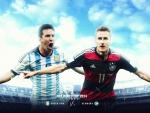 Final Match Football World Cup 2014