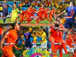 NETHERLANDS WORLD CUP 2014 WALLPAPER