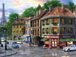 Paris Oldtown